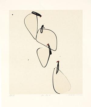 No.195-h-(42x37.5cm) lithograph,28,000JPY