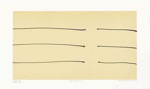 No.191-h-(21x37.5cm)  lithograph,28,000JPY