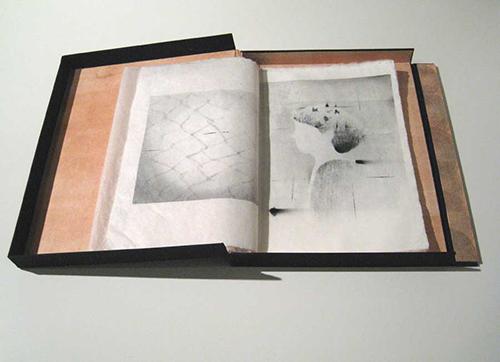 渡邊加奈子 Menuett 37×29×4 水性木版、Box付き