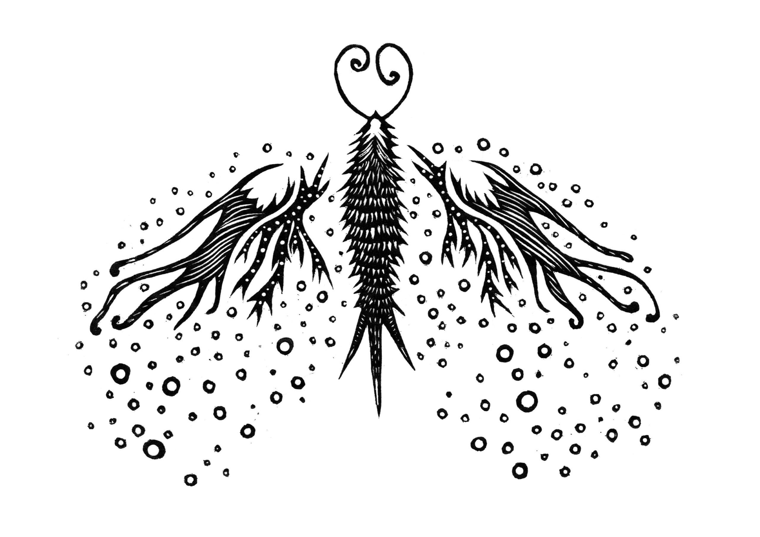 田中彰展  TANAKA Sho<br>「HOVERING WIND  透明な翅」
